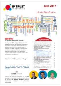 IPTRUST_Newsletter_Juin2017