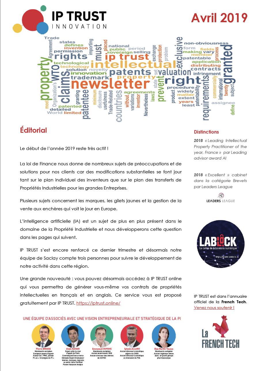 IPTRUST_Newsletter_Mai2019